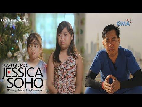 Kapuso Mo, Jessica Soho: Christmas away from home