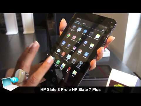HP Slate 8 Pro, Slate 7 Plus tablet Nvidia Tegra 3 Tegra 4