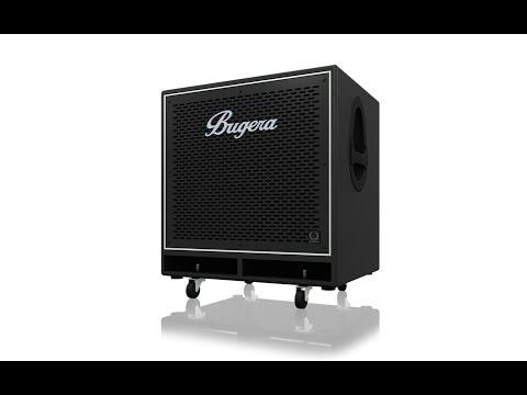 BN115TS Lightweight 2,000-Watt Bass Cabinet with 15'' TURBOSOUND Speaker and 1'' Horn Driver