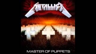 Master of Puppets Full Album Eb Tuning