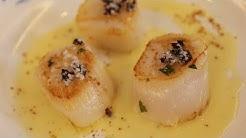 RECETTE : Coquilles Saint-Jacques sauce au beurre blanc - Canal Gourmandises