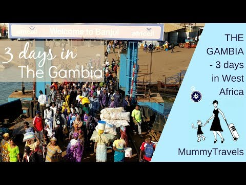 Gambia travel guide - the best of The Gambia beyond the beach
