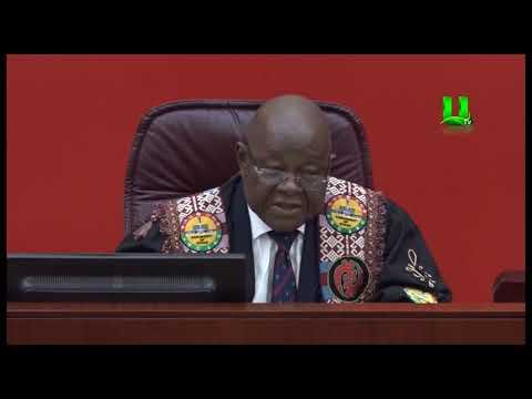 Parliament approves Martin Amidu as Special Prosecutor