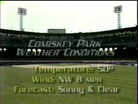 1984 NBC Game of the Week Opening