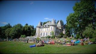 Saison 2017 au ****Domaine de Mialaret, Limousin, Neuvic