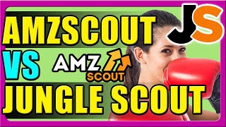 Amzscout vs Jungle Scout (2018) | Amzscout Pro vs Jungle Scout Pro