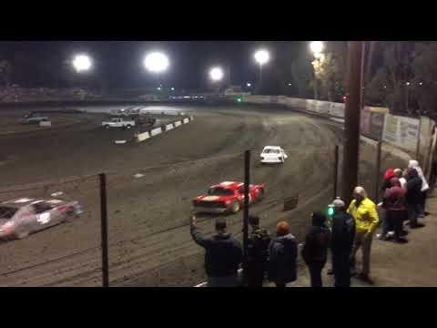 Bakersfield Speedway 11/18/17 Hobby Heat 3