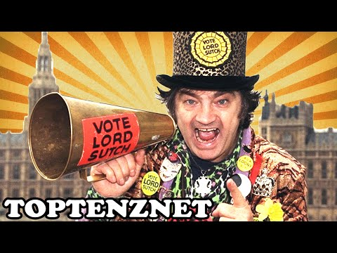 Top 10 Weirdest Political Parties — TopTenzNet