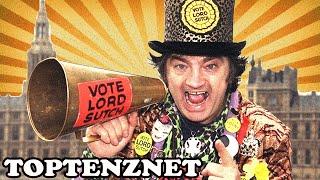 Top 10 Weirdest Political Parties — TopTenzNet