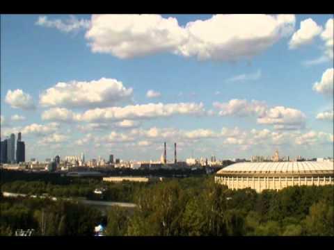 Moscow  Vorobyovy Gory