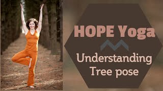 How to do Tree Pose | What you didn't know about Vrksasana | Hope Zvara