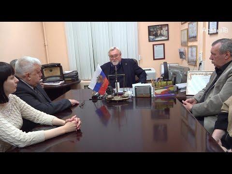 Встреча первого вице-президента ФПА РФ, президента АПСПб  Семеняко Е.В. с адвокатами АК 25  СПбГКА