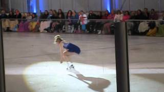 Ashley Wagner - 2014 Michael Weiss Foundation Ice Champions Live - Moulin Rouge