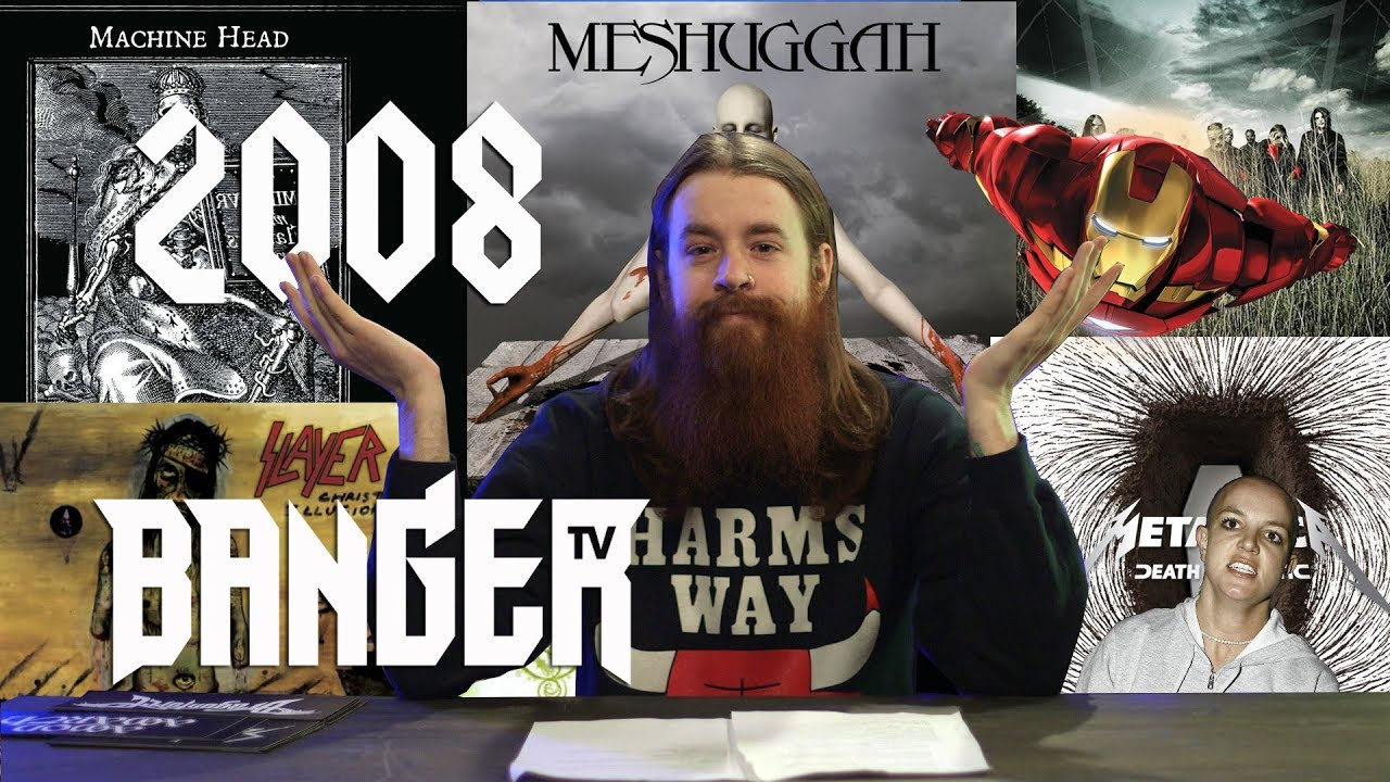 YOU TELL US: Best Metal Albums of 2008? | Overkill Reviews episode thumbnail