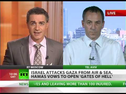 Pillar of Defense: Israel spokesman on child casualties