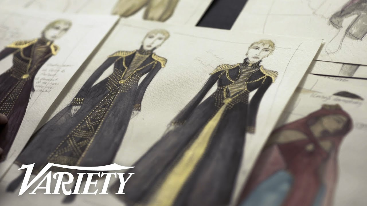 How the Iconic 'Game of Thrones' Costumes Are Made