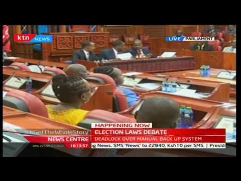 S.K. Macharia: There is no 100% electronic voting in Kenya or any other country