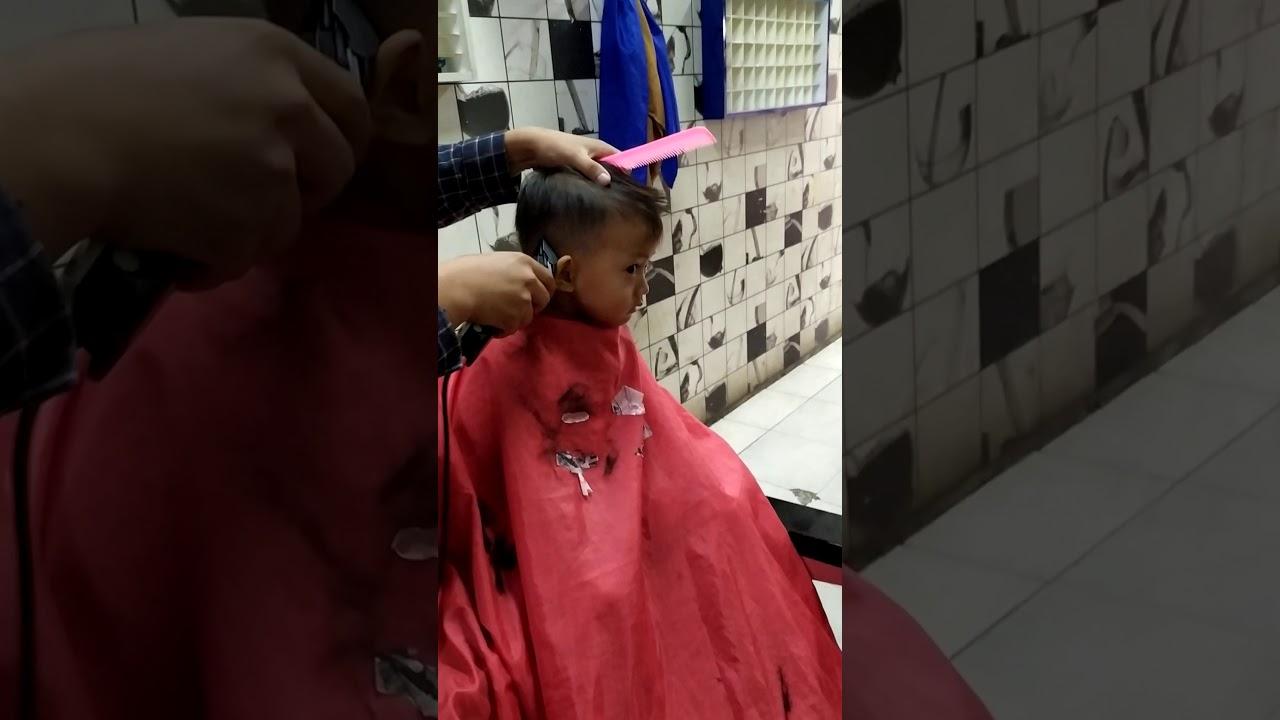 Cara Kepang Rambut Anak Simpel