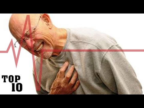 Top 10 Facts About Heart Attacks