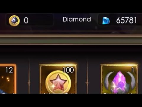 Legacy of Discord: New stock in Lucky Bar! Test 30K Diamonds spent