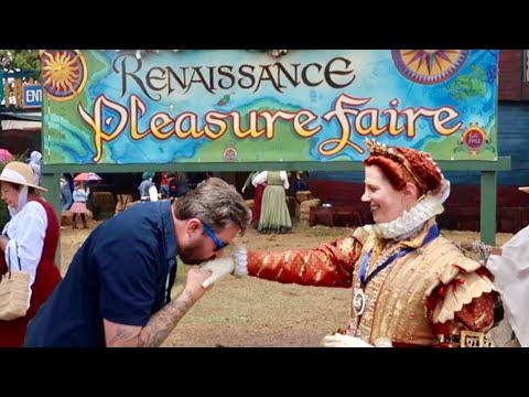 The Original Renaissance Pleasure Faire - Irwindale California