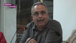 Ο Γιάννης Φαχουρίδης για το προσφυγικό-Eidisis.gr webTV