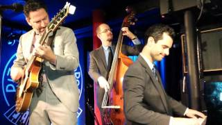 """Gambar cover John Pizzarelli - """"Don´t Get Around Much Anymore"""", Pizza Express, Soho, London 12Nov2016"""