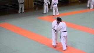 Judo Randori in JAPAN