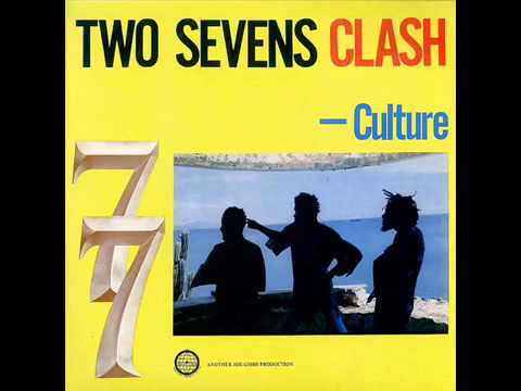 Culture - Two Sevens Clash, 1977