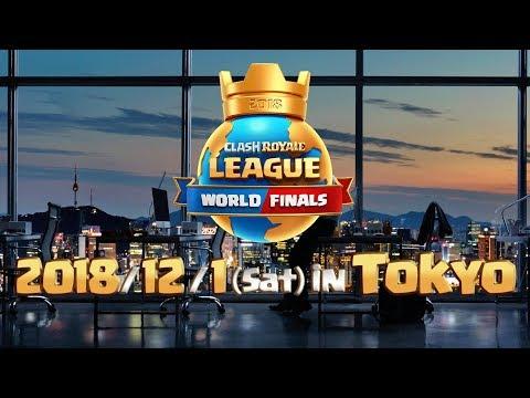Clash Royale League World Finals head to Tokyo, Japan - Esports Insider
