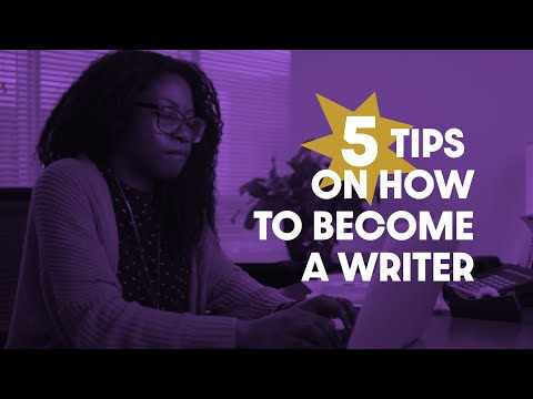 5 Tips on How To Become A Screenwriter w/ Emmy-nominated Screenwriter Amy Aniobi.