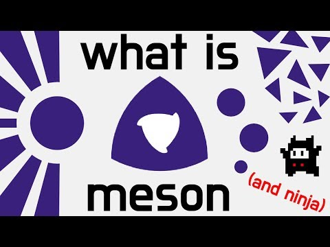 What Is Meson (and Ninja)? [Build System For C/C++, Rust, And Java]
