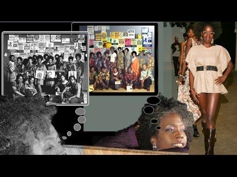 Grandassa models, Naturally 62 & the Business of Black is Beautifull
