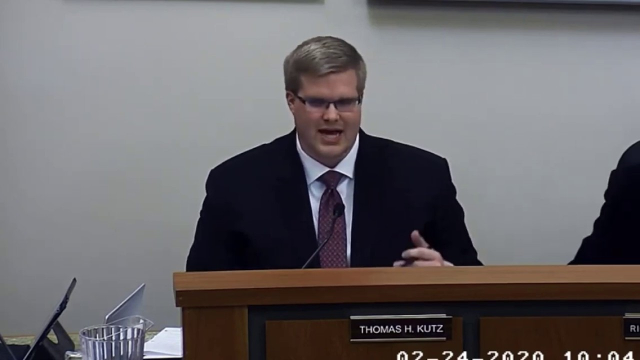 WATCH: Kutz Discusses the Importance of Responsible Fiscal Policy
