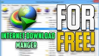 Gambar cover [FULL VERSION] How To Get Internet Download Manager for FREE! 2019!