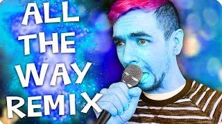 ANTI-NIGHTCORE | ALL THE WAY ANNIVERSARY REMIX - Jacksepticeye Songify Remix by Schmoyoho