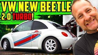 Unser NEUES Projekt! - VW NEW BEETLE 2.0 TURBO! - Bestandsaufnahme & Fehlersuche!