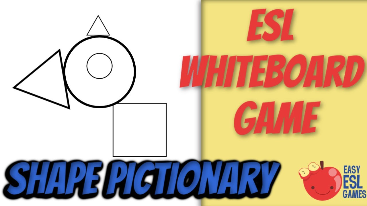 Teaching shapes with shape pictionary easy esl games youtube teaching shapes with shape pictionary easy esl games m4hsunfo