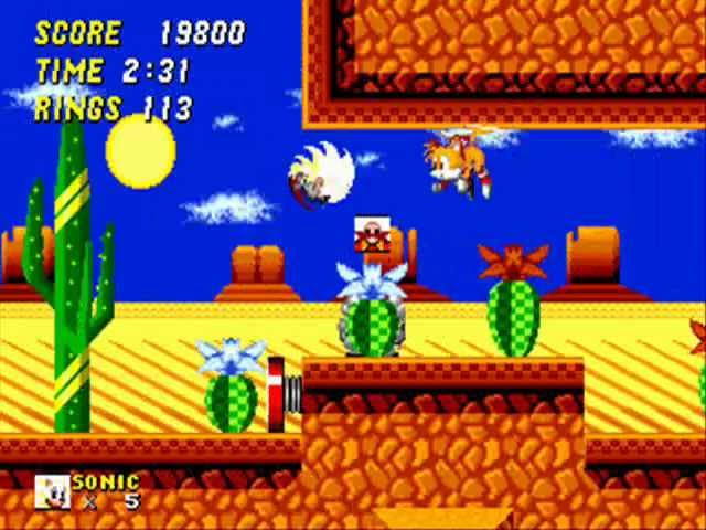 Sonic The Hedgehog 2 Scrapped Zones Dust Hill Zone Youtube