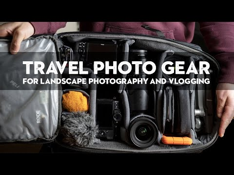 My Travel Photography GEAR 2019