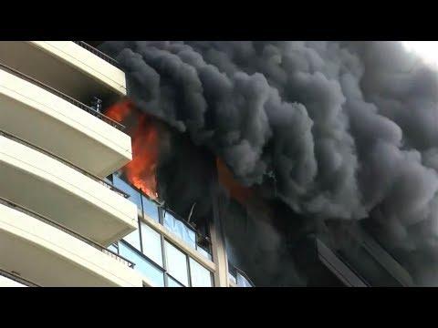 3 dead in Honolulu high-rise fire, mayor says HONOLULU