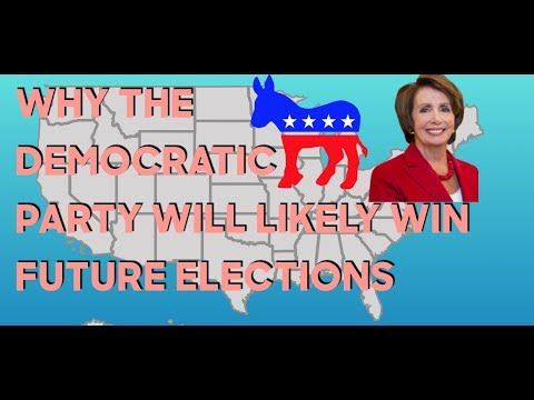 Why the Democratic Party Is More Likely to Win Elections.