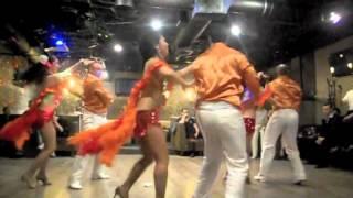 Fuego Y Agua Performing at MamboTuesdays