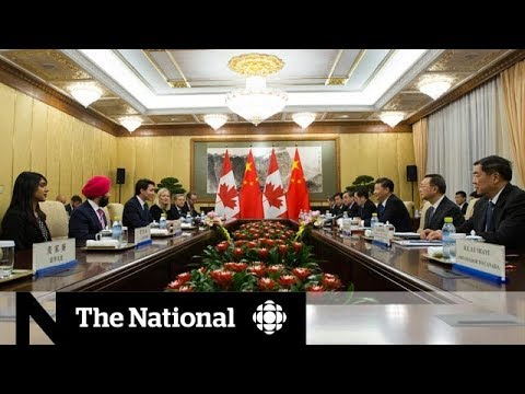 Canada and China extend trade deal talks