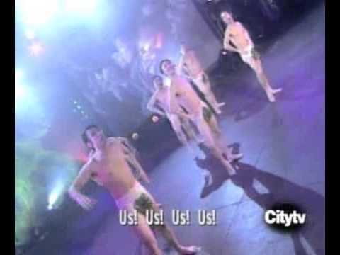 Happatai  -  Yatta! (03 14 03 ABC Jimmy Kimmel Show Live)