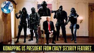 Secret Crazy Security Features Of White House
