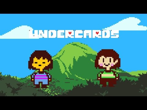 FRISK VS CHARA EVENT?!? - Undercards 16#