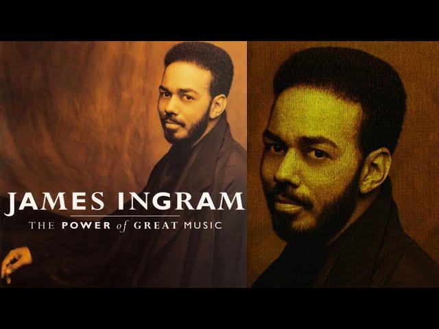 James Ingram & Quincy Jones - Just Once [Original Version] [CD] [HQ]