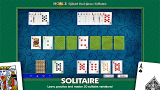 Hoyle Official Solitaire Games Collection Trailer