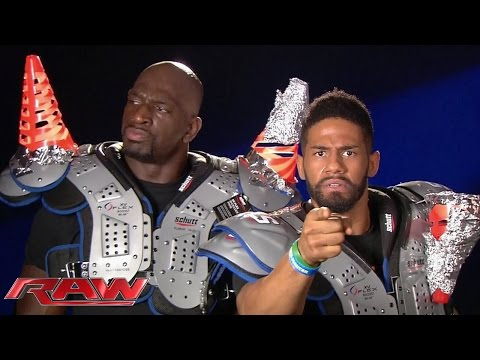 The Prime Time Players mock The Ascension: Raw, April 6, 2015